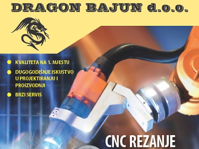 Hugong CNC rezanje Katalog